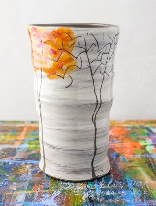 Four Seasons Vase