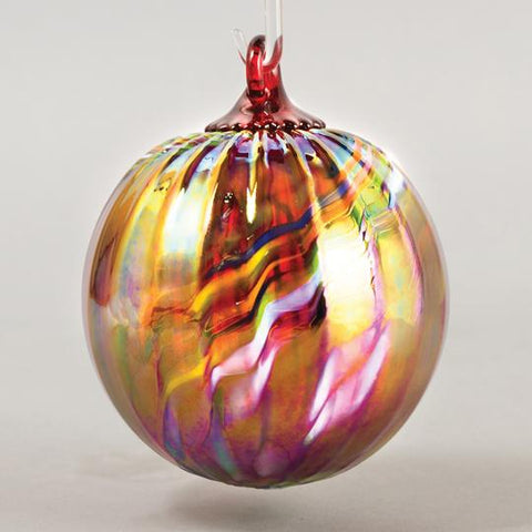Holiday Swirl Ornament