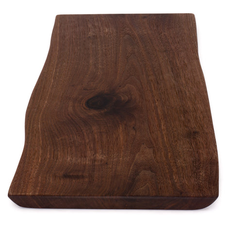 Paul Fowler Medium Live Edge Walnut Board