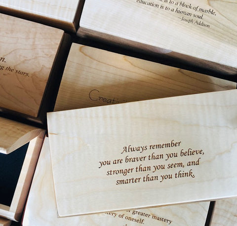 The Quote Box:  Quotes 7,8,9