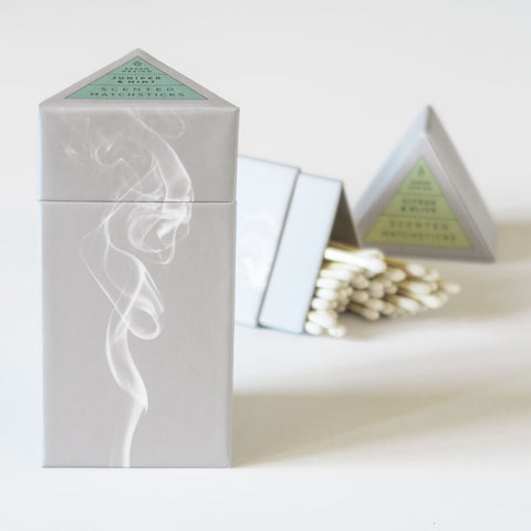 Juniper & Mint Scented Matches