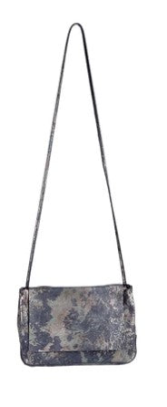 Tracey Tanner Kristina Crossbody in Oxidize Zinc Leather