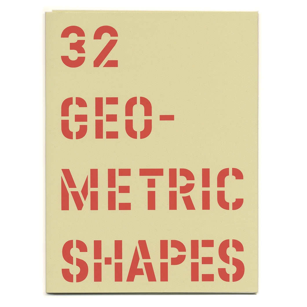 32 Geometric Shapes