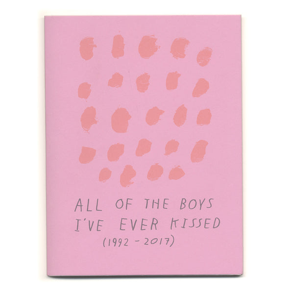 All Of The Boys I've Ever Kissed (1992-2017)