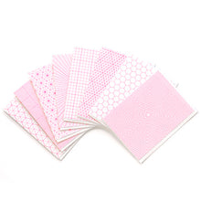 Graph Paper Greeting Cards