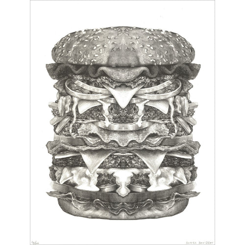 Daniel Davidson: Mirror (Monster Burger)