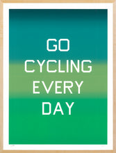 Karl LaRocca: Go Cycling Every Day