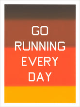 Karl LaRocca: Go Running Every Day