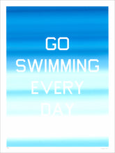 Karl LaRocca: Go Swimming Every Day