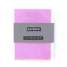 Op Art Greeting Cards