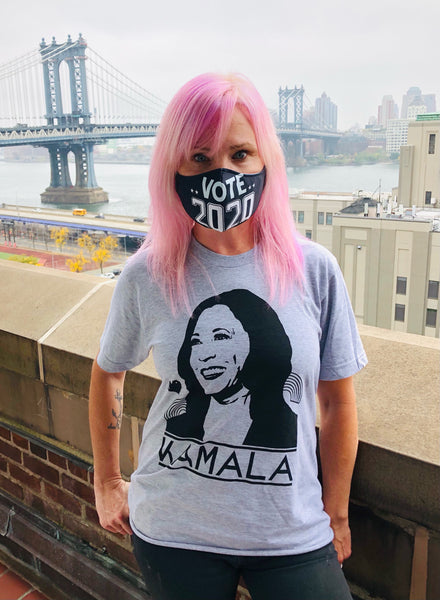 Kamala Harris shirt by Wendy White