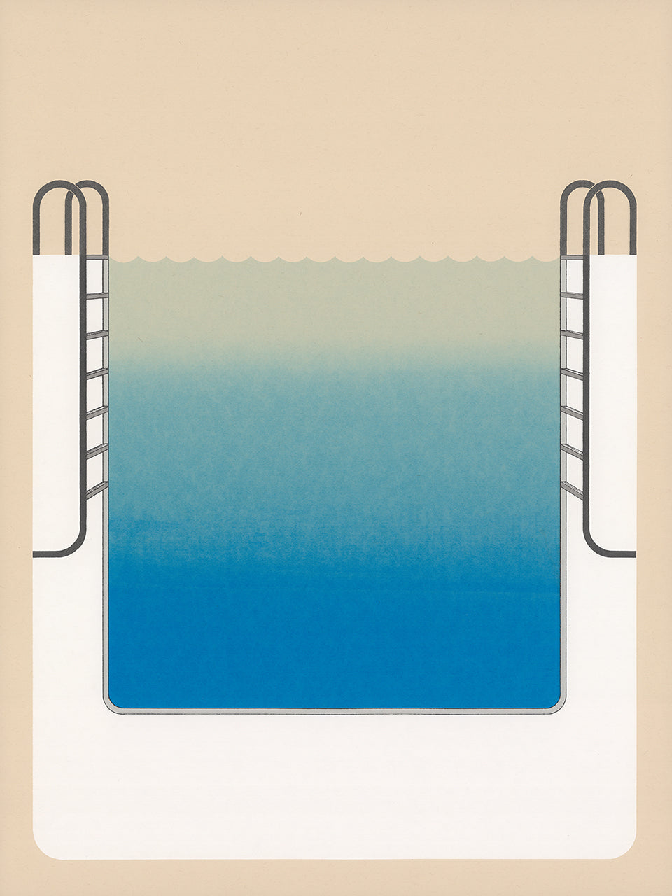 Kristen Martincic: Square Pool
