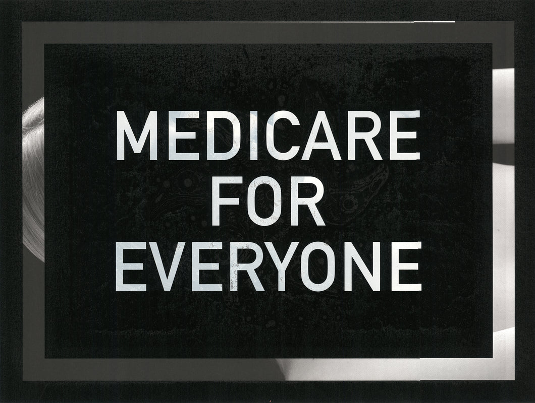 Medicare for Everyone Poster