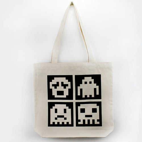 Pixelmonster Tote Bag