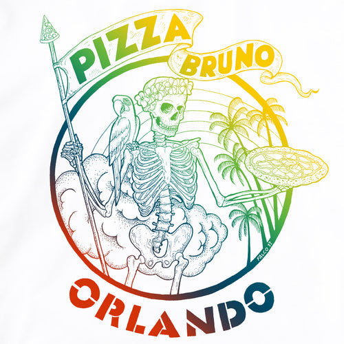 Pizza Bruno Orlando Shirt