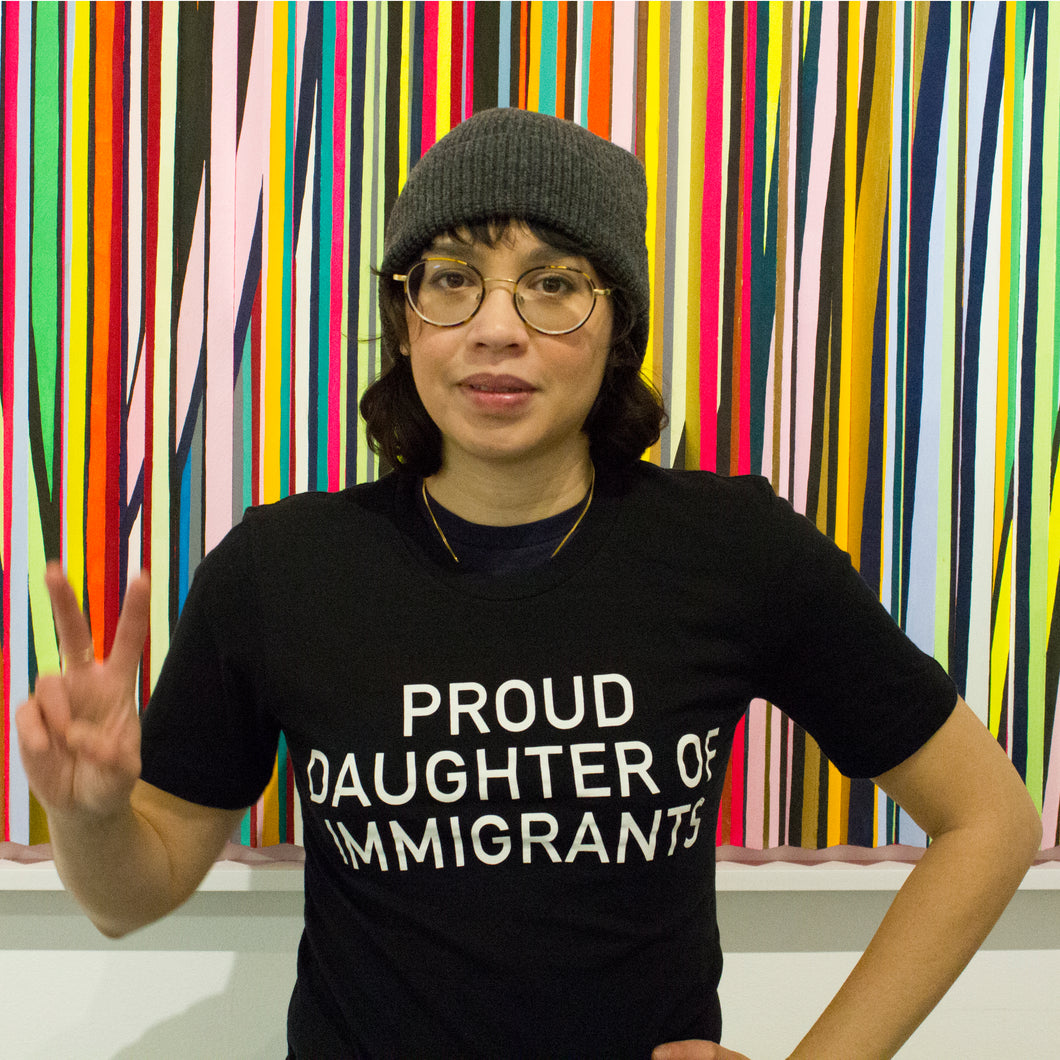 Proud Daughter Of Immigrants T-Shirt