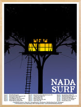 Nada Surf / US Tour 2016 / Treehouse