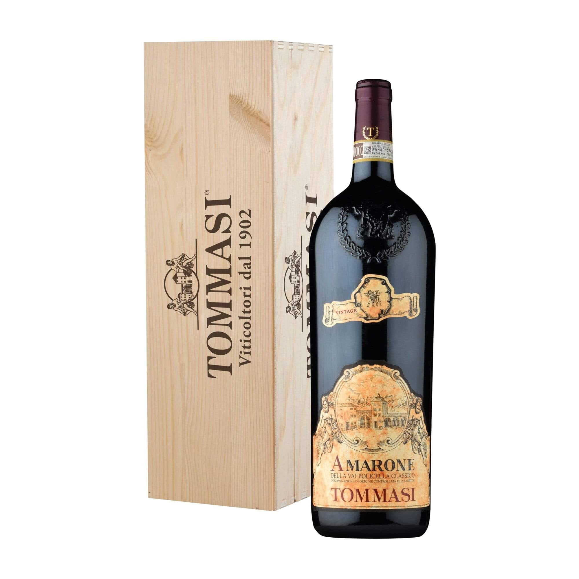 Red Wine Amarone Tommasi 2016 (Magnum Gift Box)