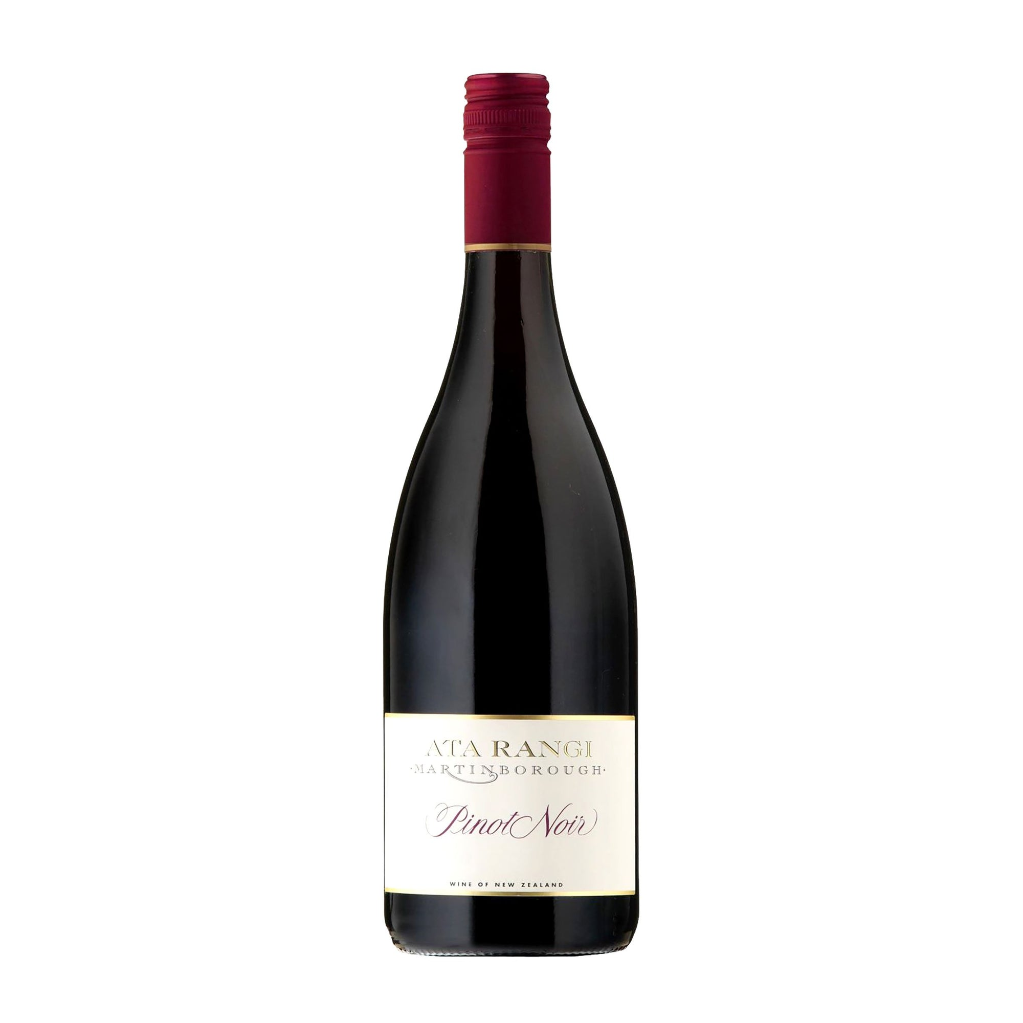 Red Wine Ata Rangi Pinot Noir Martinborough 2017 (4387440197655)