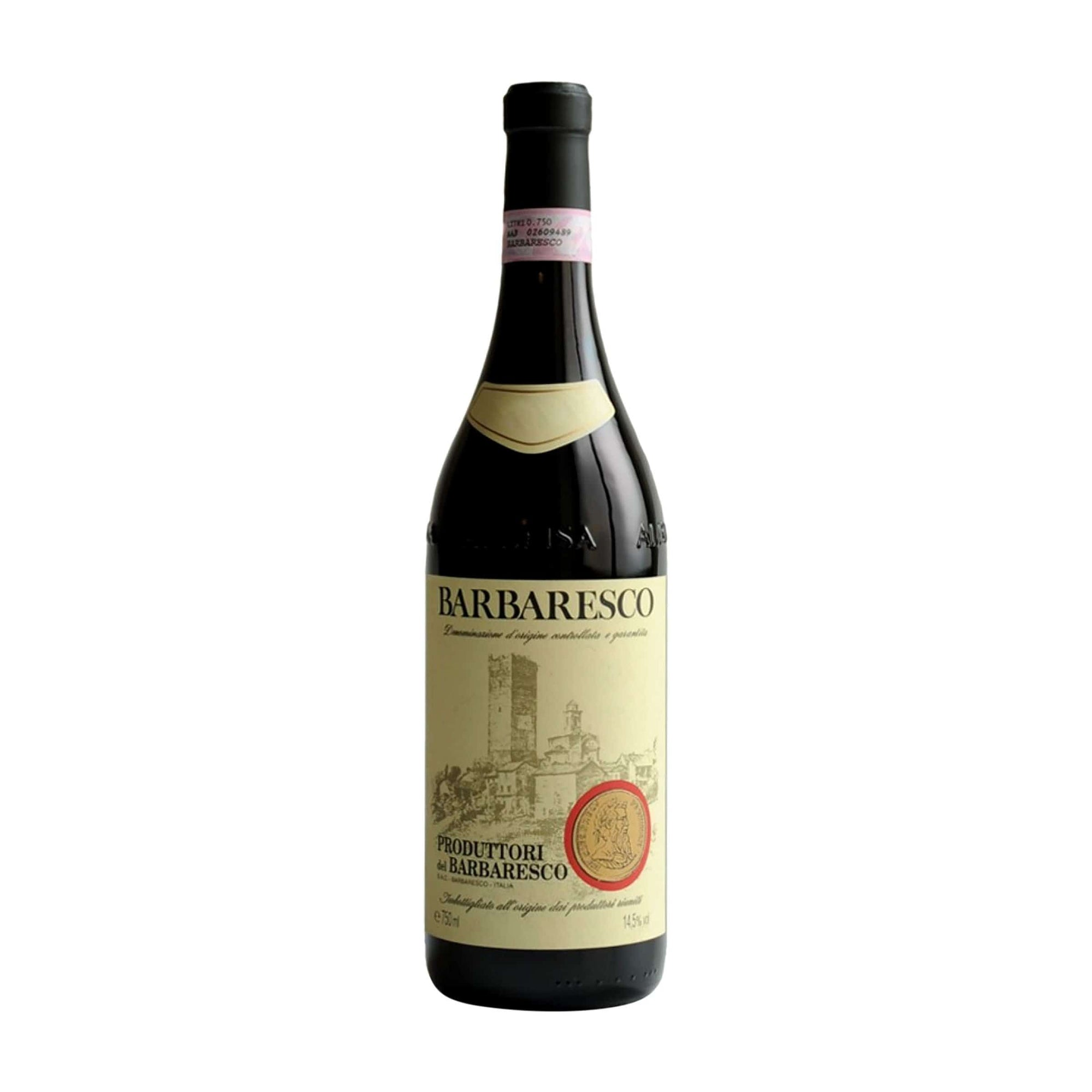 Red Wine Barbaresco Produttori del Barbaresco 2016 (4801757184023)