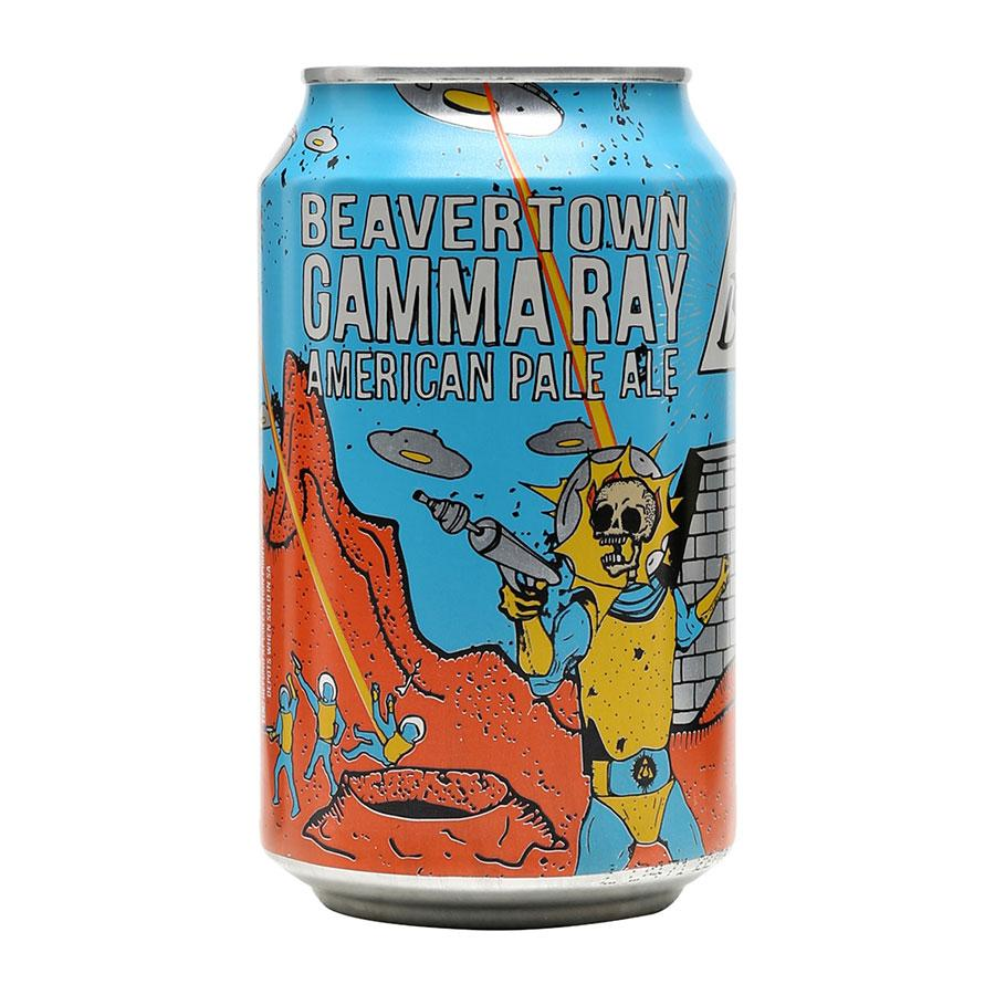 Beer Beavertown Gamma Ray Case (24 cans) (4401563893783)