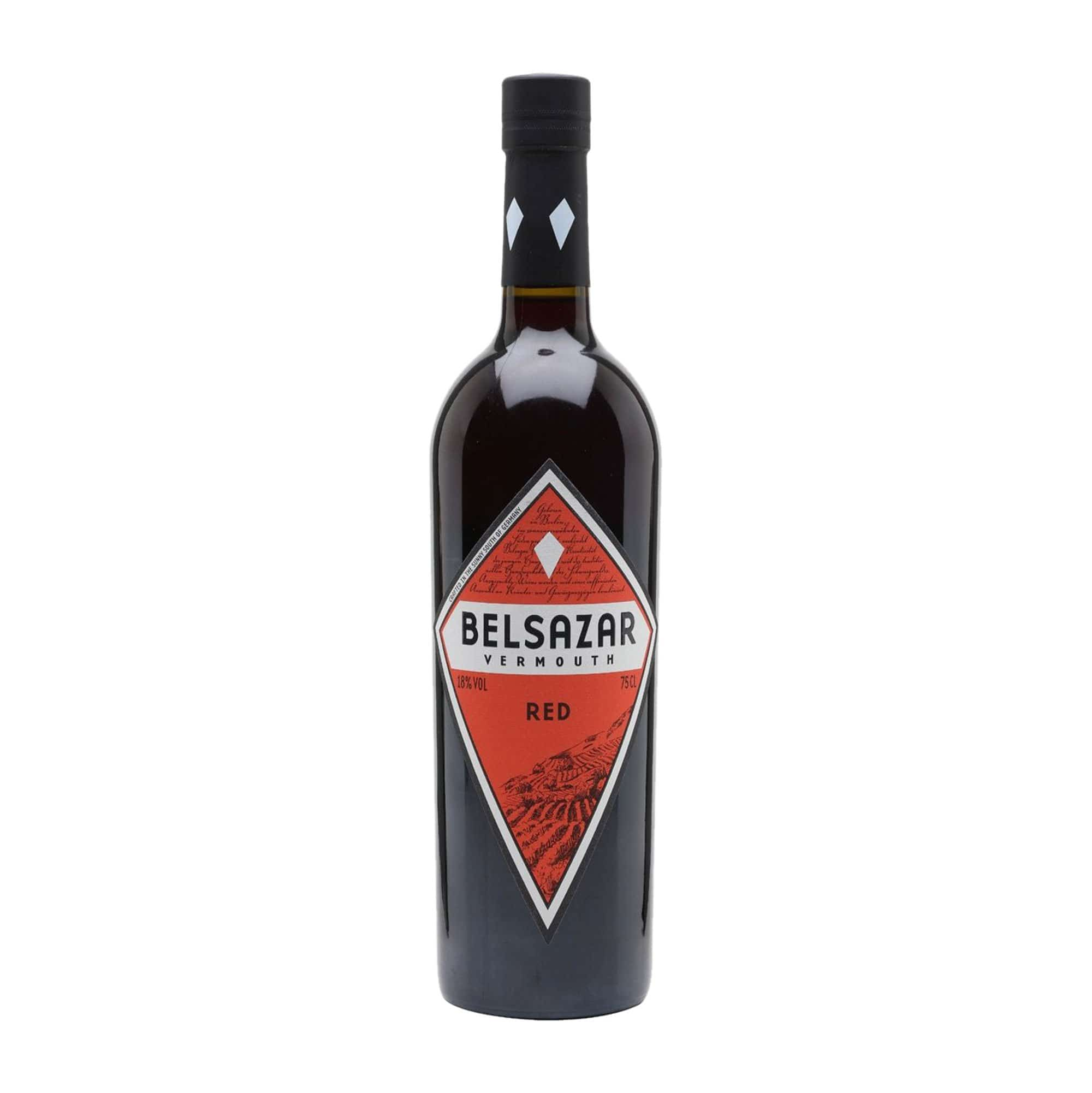 Spirits Belsazar Red Vermouth