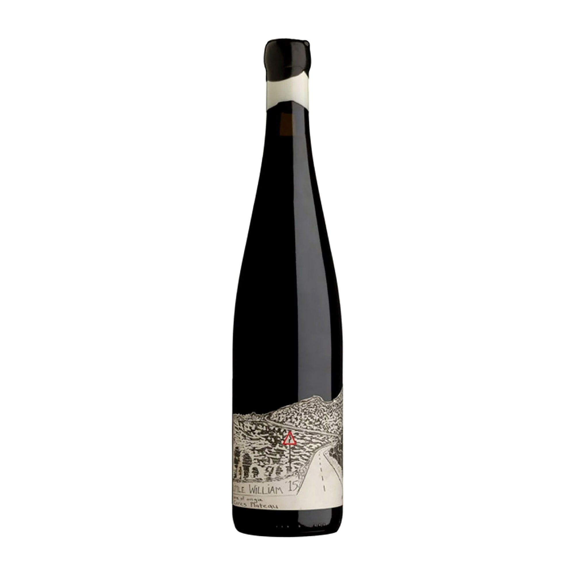 Red Wine BlankBottle 'Little William' Syrah 2018 (4397655752727)