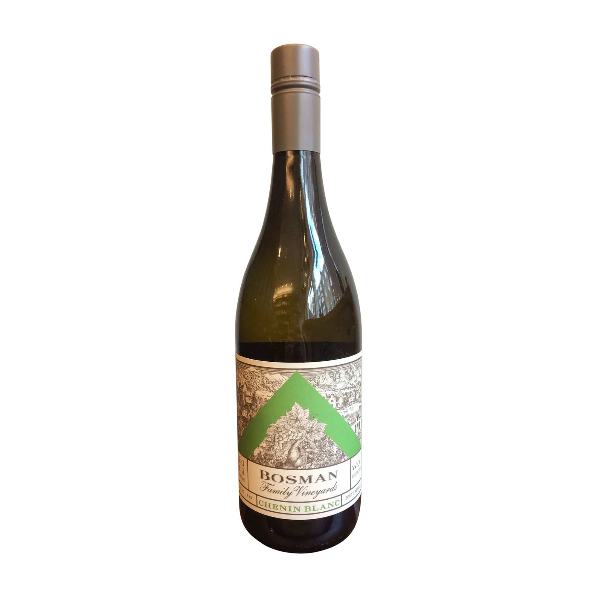 White Wine Bosman Chenin Blanc Wellington 2019