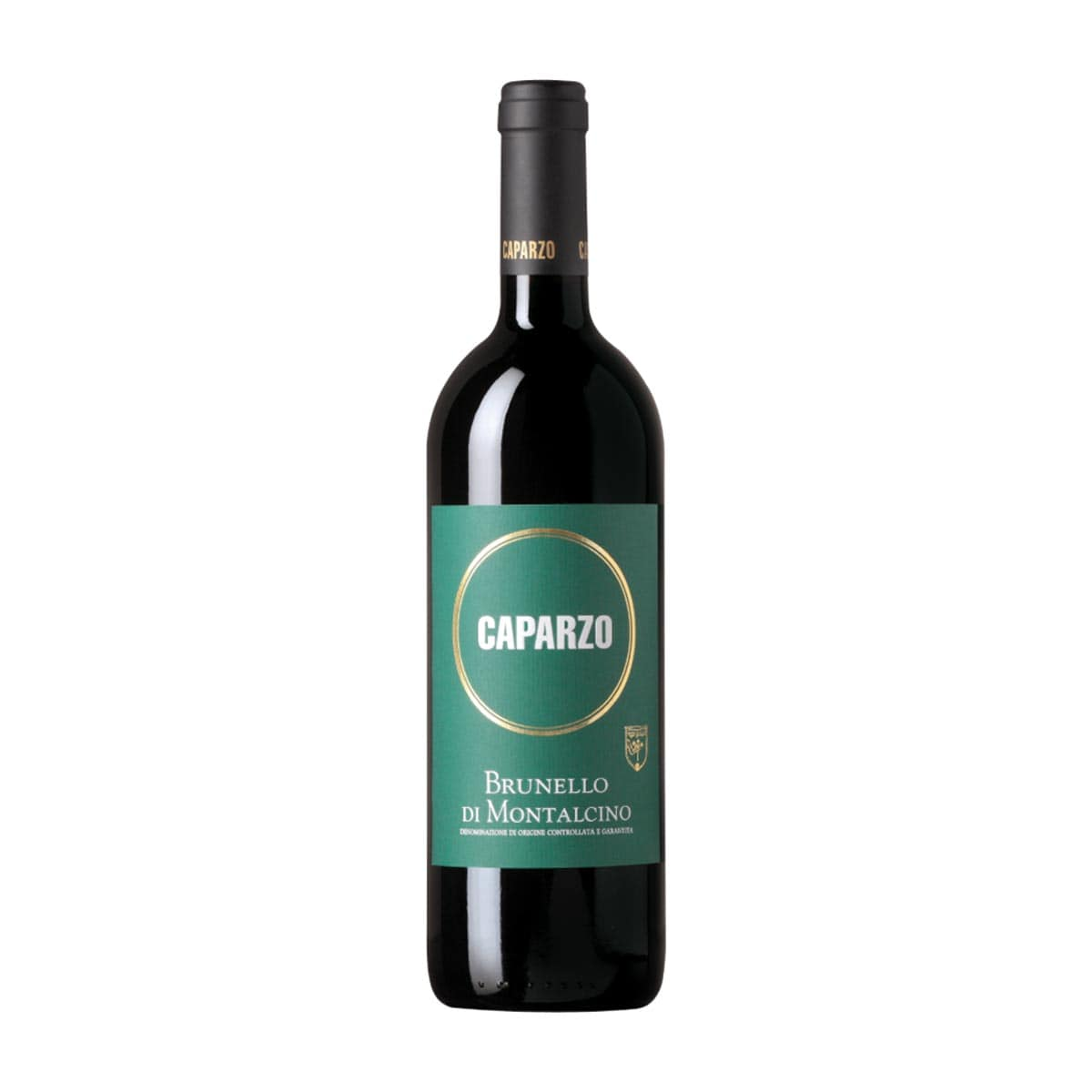 Red Wine Brunello di Montalcino Caparzo 2015