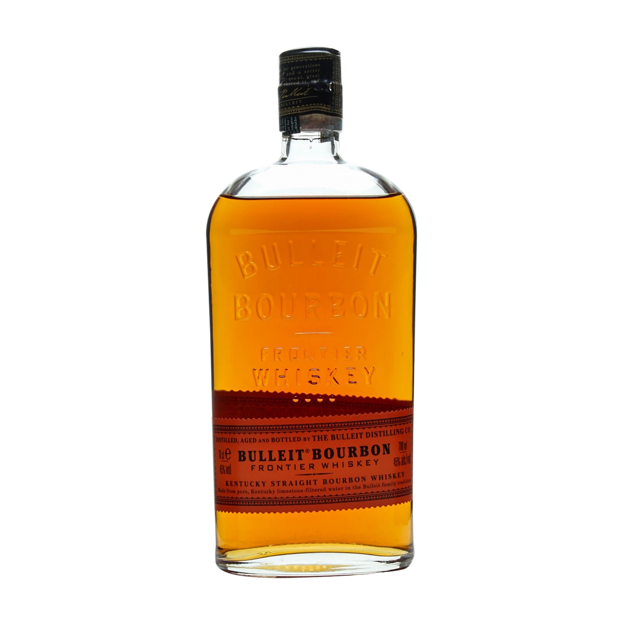 Spirits Bulleit Bourbon (4475931656215)