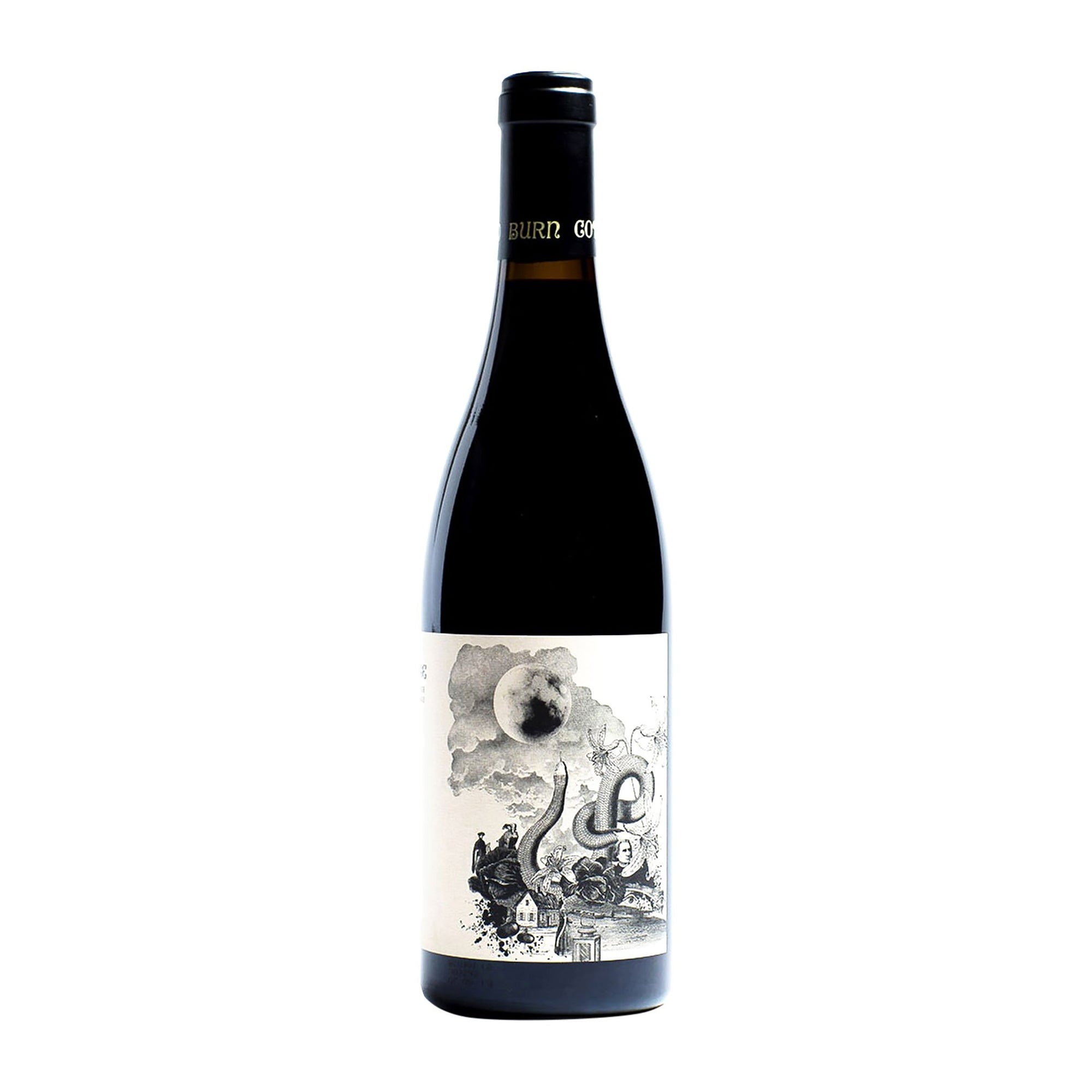 Red Wine Burn Cottage Central Otago Pinot Noir 2017 (4497174134807)