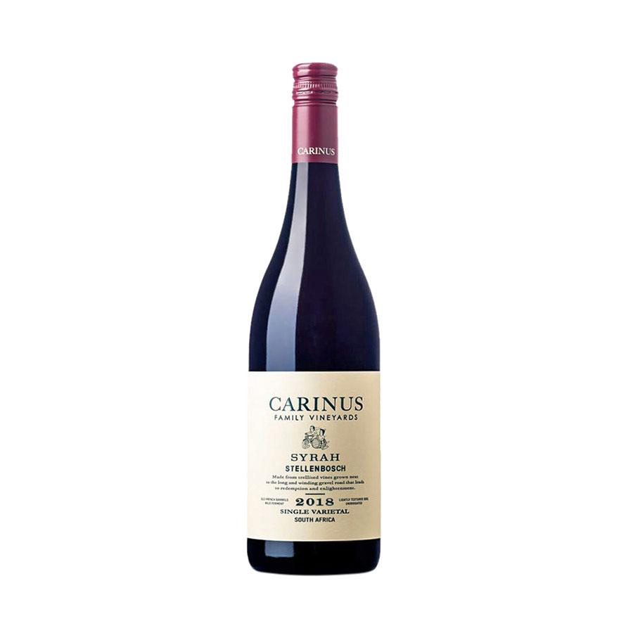 Red Wine Carinus Syrah 2018 (4406180347927)