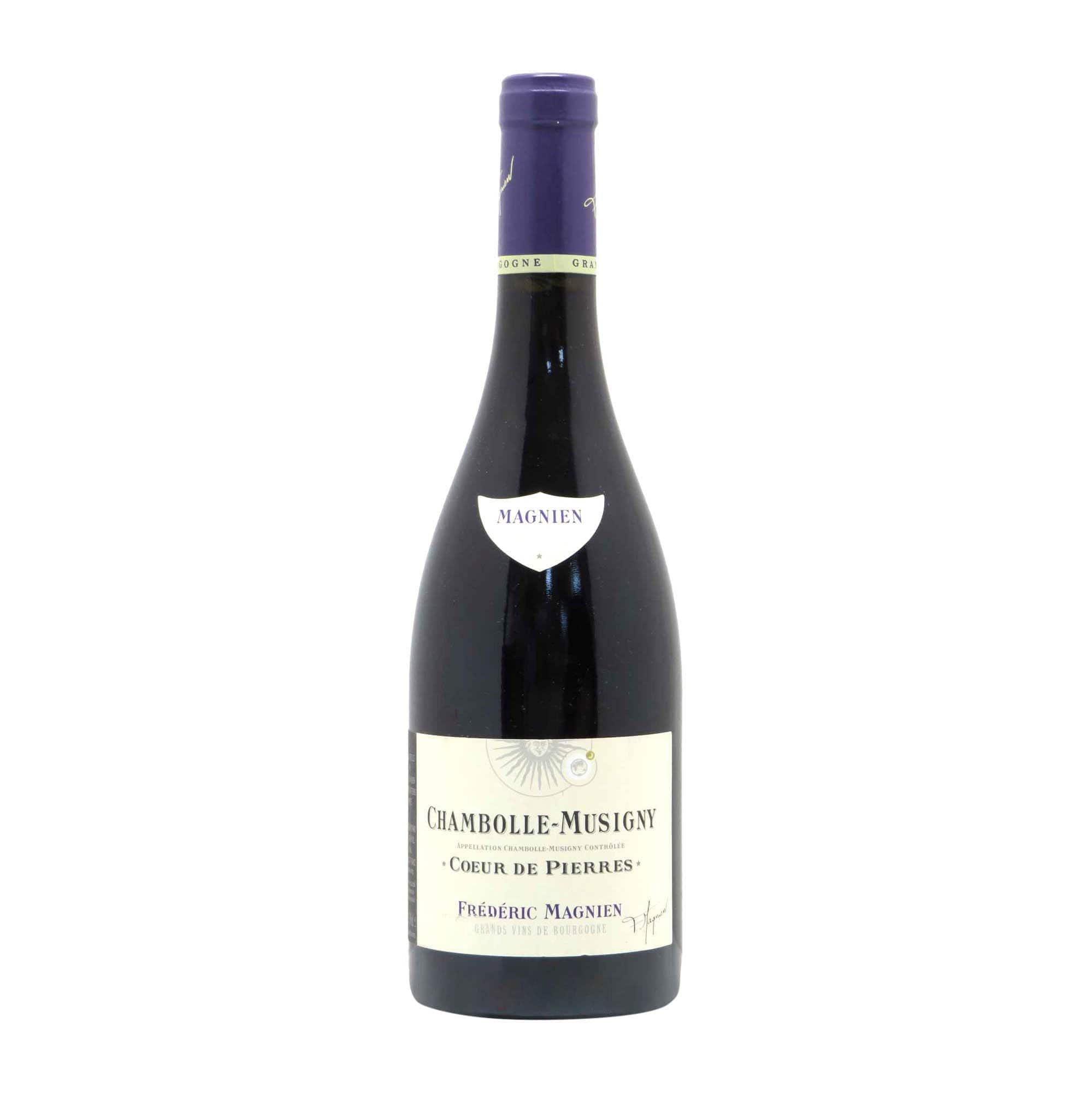 Red Wine Chambolle-Musigny 'Coeur de Pierres' Frédéric Magnien 2012