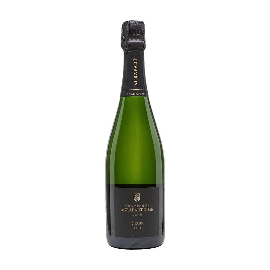Sparkling Champagne Agrapart Les 7 crus Brut NV (4398162411543)