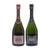 Mixed Case Champagne Charles Heidsieck Gift Case (2 half bottles) (4443149139991)