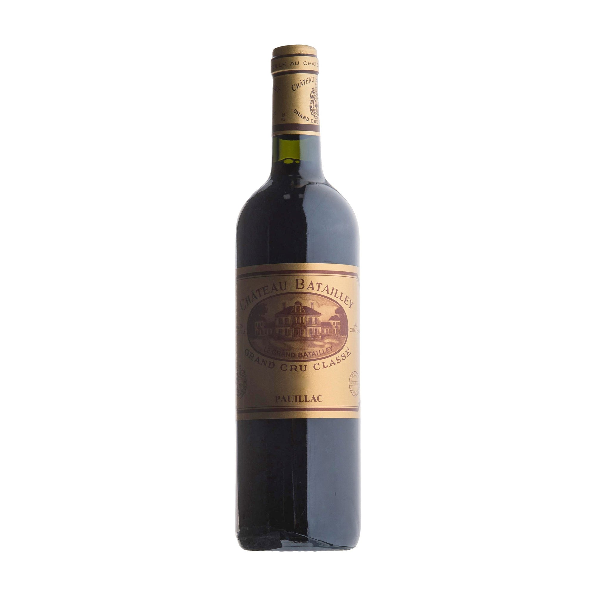 Red Wine Chateau Batailley Pauillac 2000 (4392407891991)