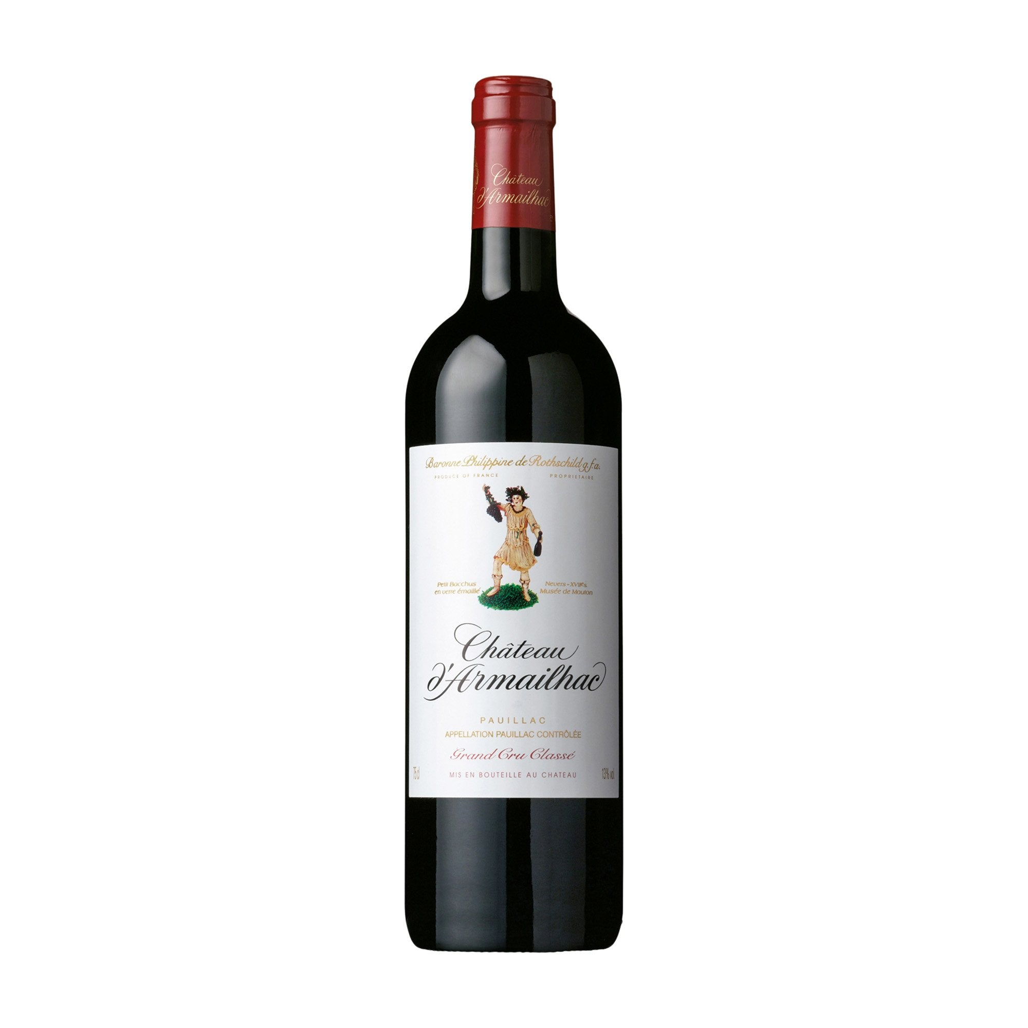 Red Wine Chateau D'Armailhac 2009 (4483466133527)