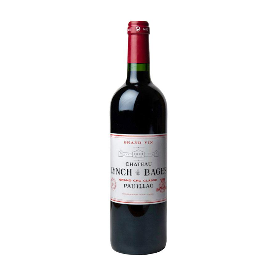 Red Wine Château Lynch-Bages 2007