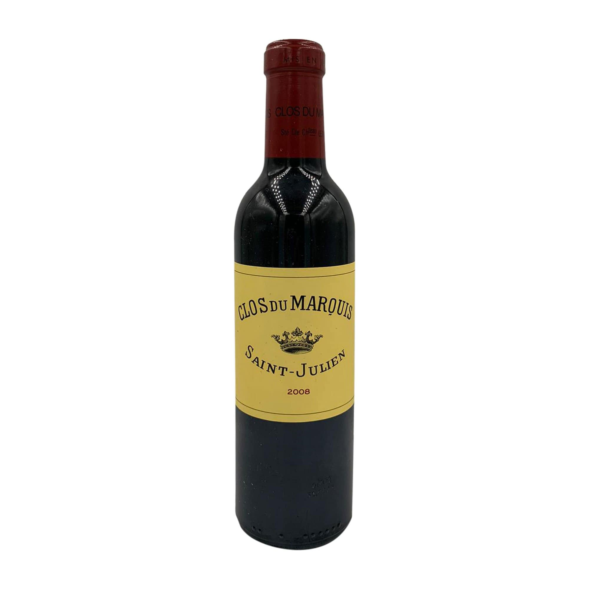 Red Wine Clos du Marquis 2016 (Half Bottle)