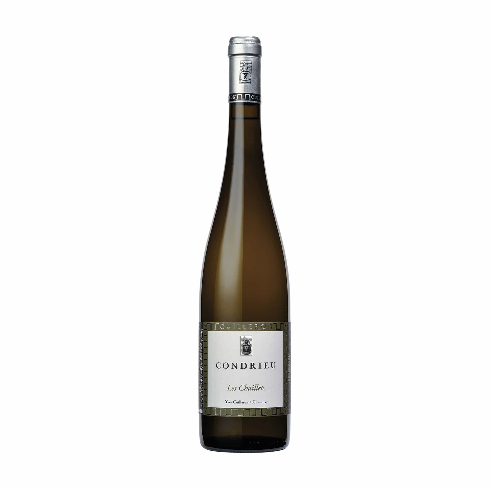 White Wine Condrieu Les Chaillots Yves Cuilleron 2018