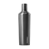 Glassware and Accessories Gunmetal Corkcicle Canteen 25 oz (4477727506455)