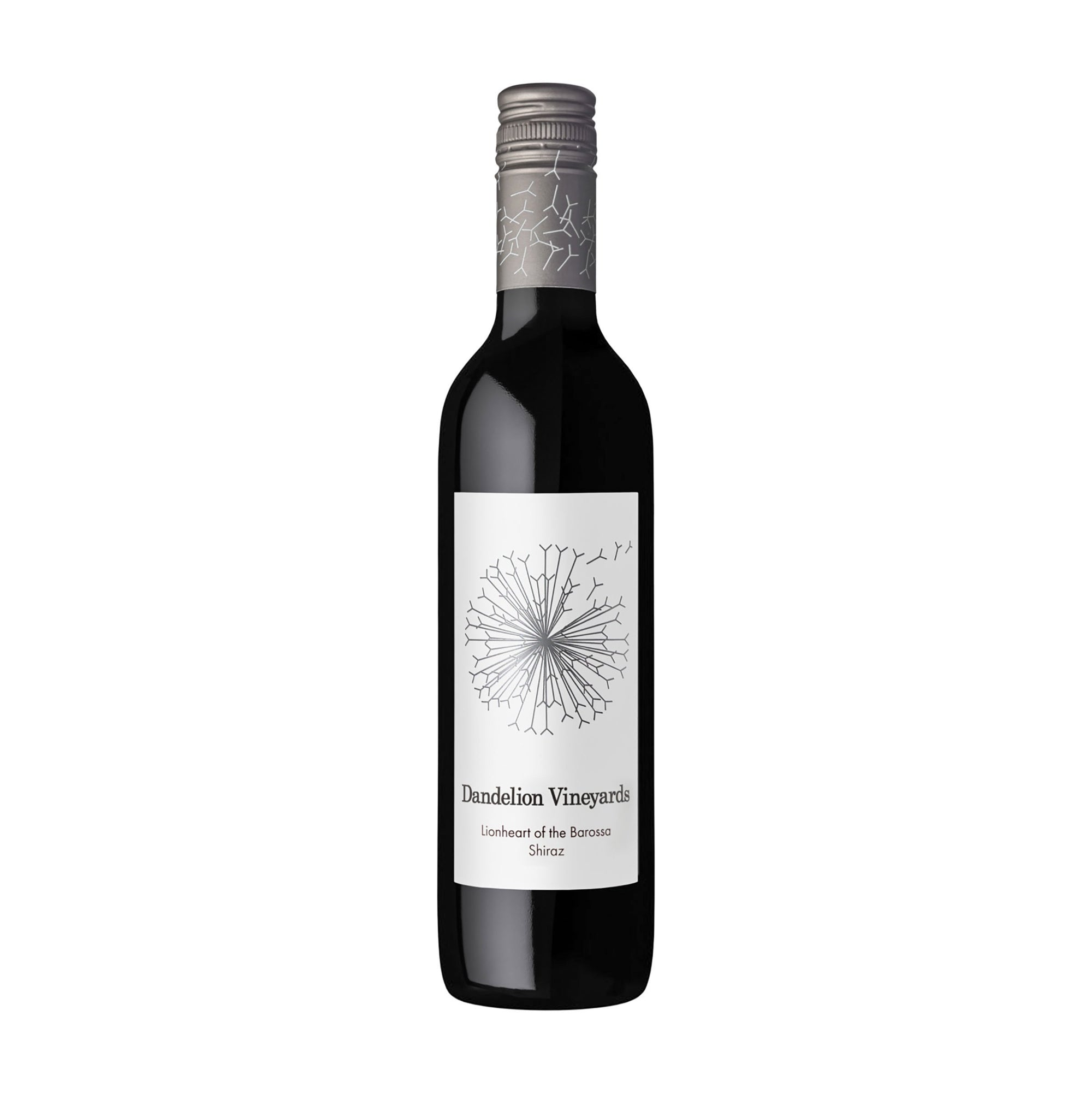 Red Wine Dandelion Lionheart Shiraz 2017 (Half Bottle) (4396917358615)
