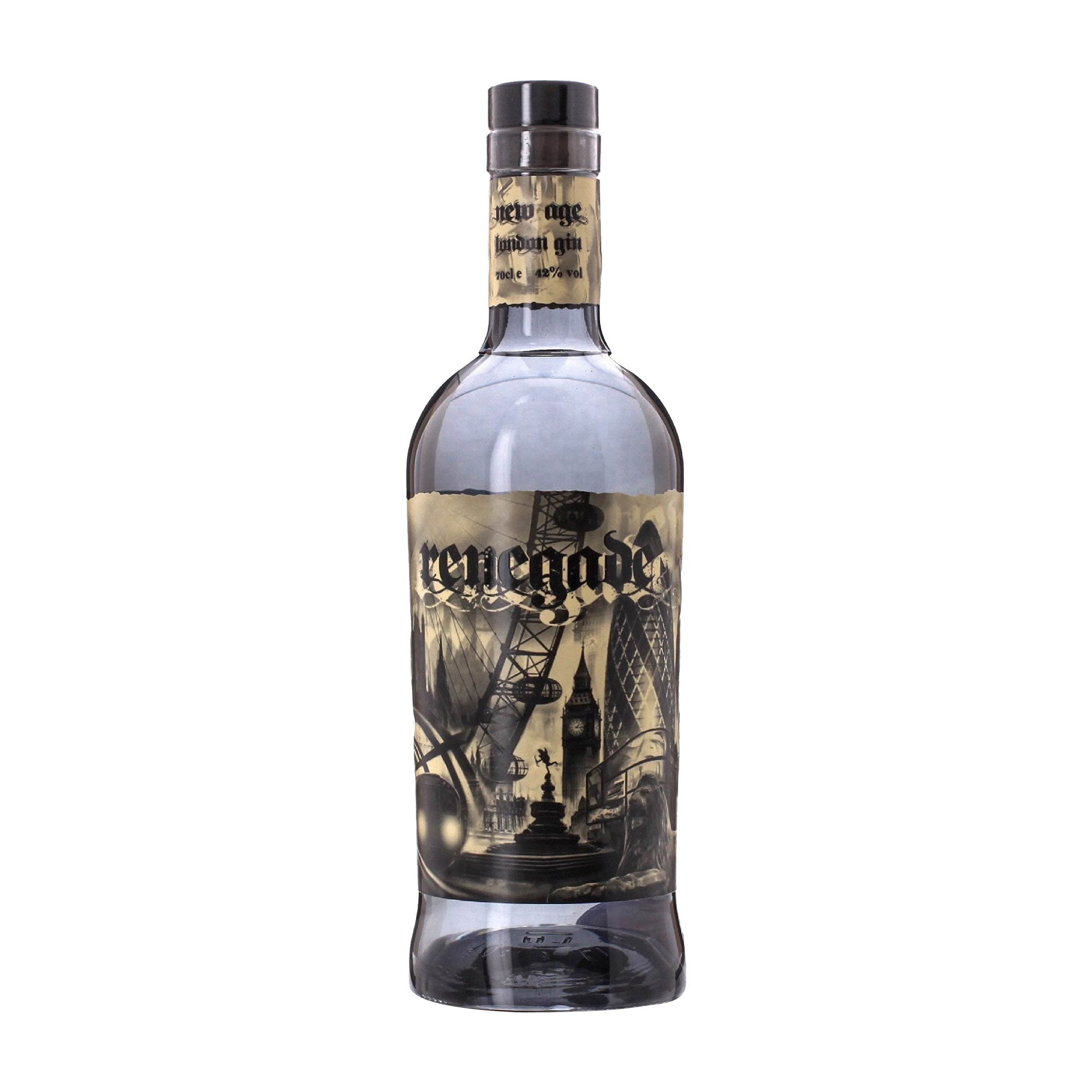 Spirits Doghouse Renegade Gin (4482872246295)