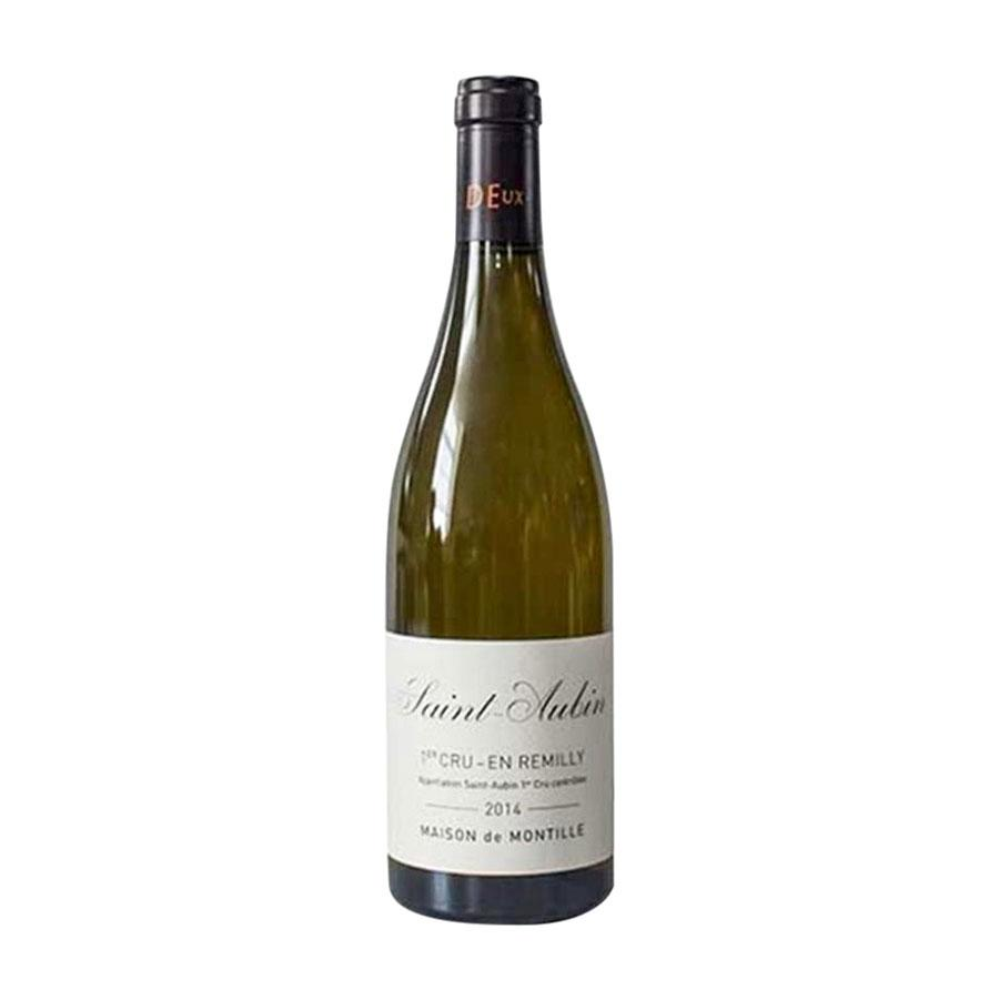 White Wine Domaine de Montille Saint Aubin 1er Cru 'En Remilly' 2017 (4392651849751)