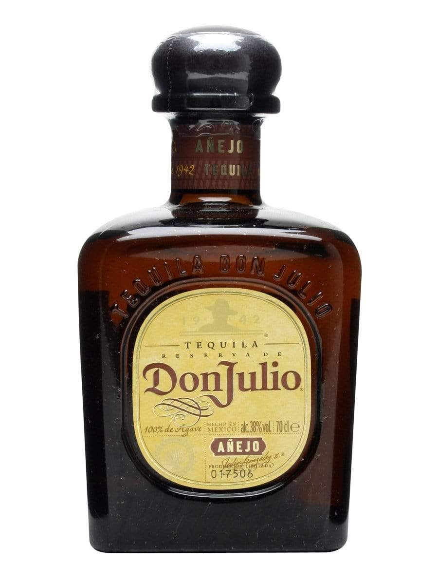 Spirits Don Julio Anejo