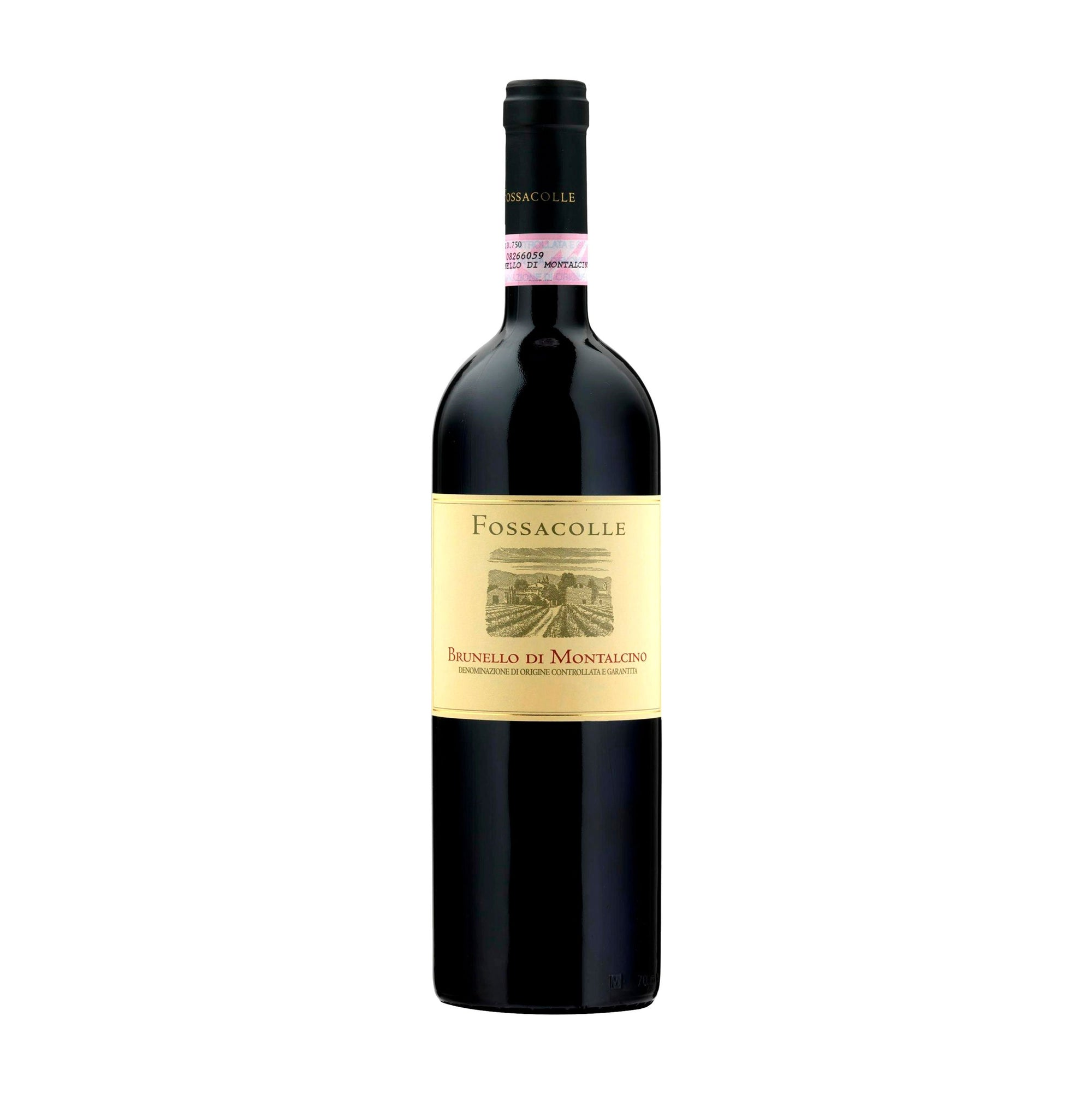 Red Wine Fossacolle Brunello di Montalcino 2015 (4392059764759)