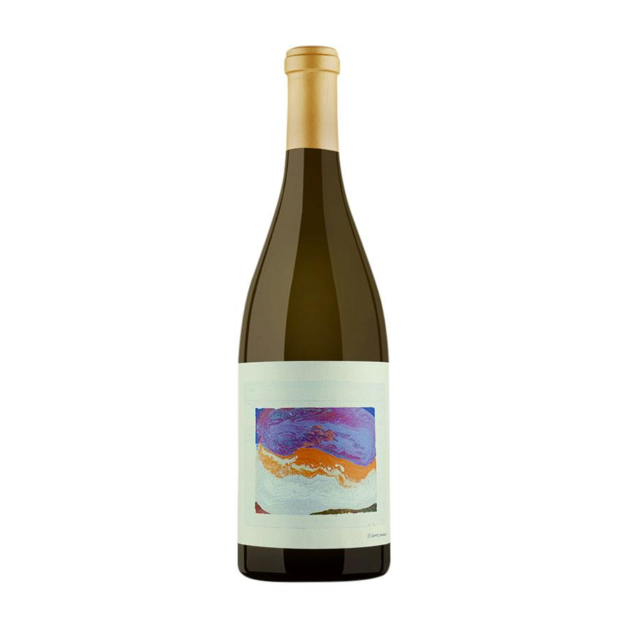 White Wine Gavin Chanin Bien Nacido Vineyard Chardonnay 2017