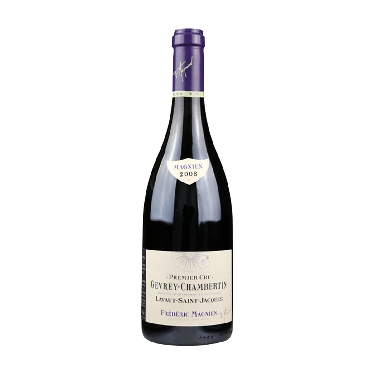 Red Wine Gevrey-Chambertin 1er Cru Lavaux St Jacques, Frédéric Magnien 2015