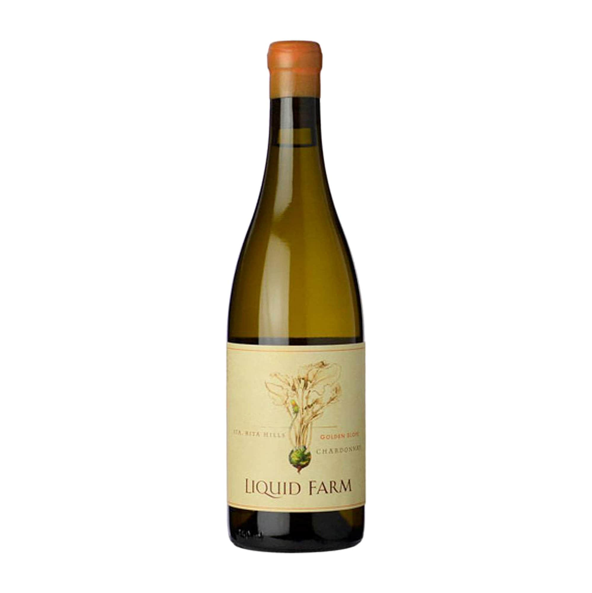 White Wine Golden Slope Chardonnay Liquid Farm 2013 (Magnum)