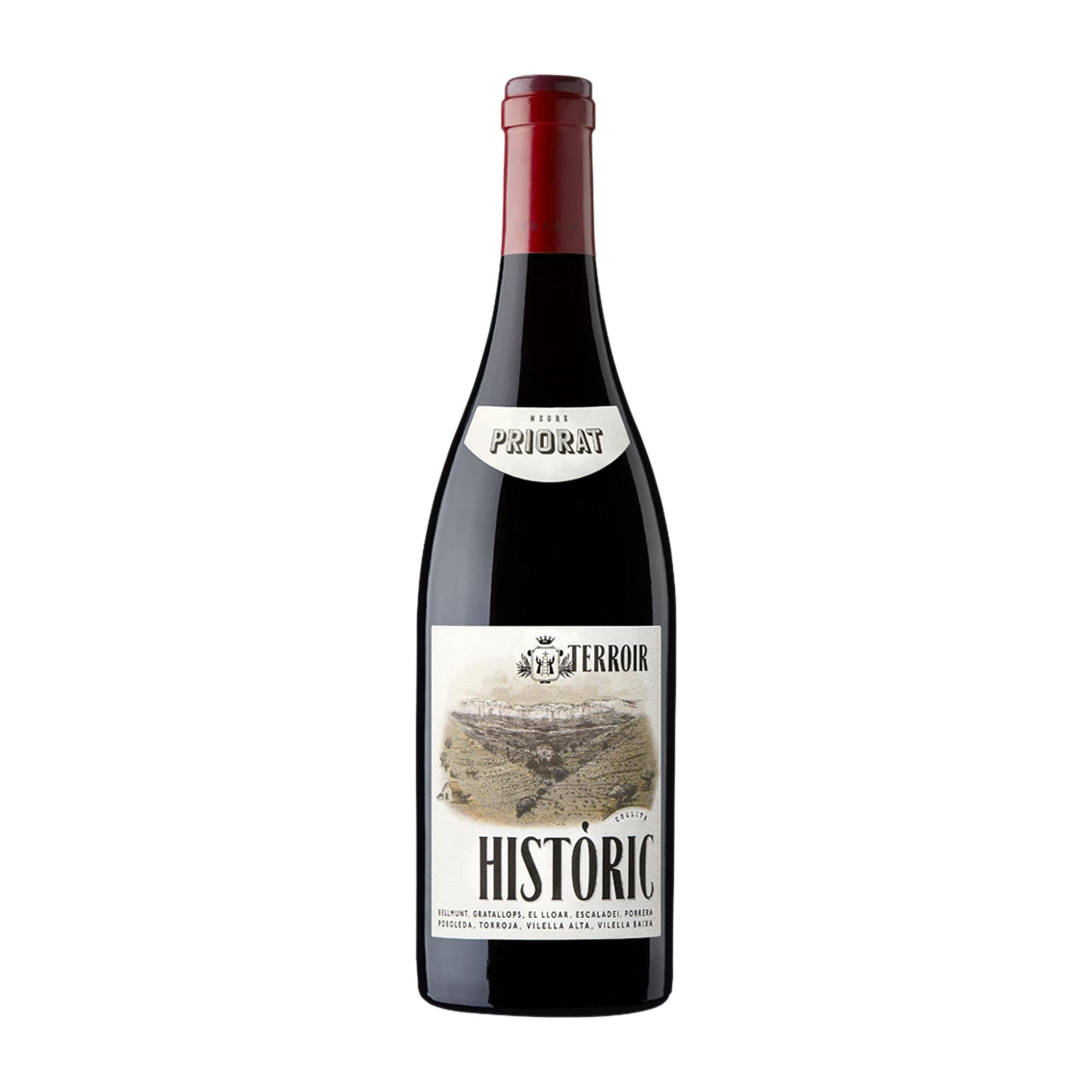 Red Wine Historic Terroir al Limit 2018